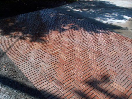 Permeable Clay Brick Pavers Permeable Boardwalk Permeable Xx Or  Inches
