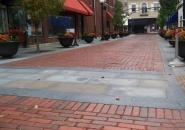 Marion Street Mall, Oak Park, IL