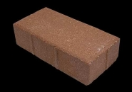 Whitacre Greer Clay Paver 42 Cinnamon