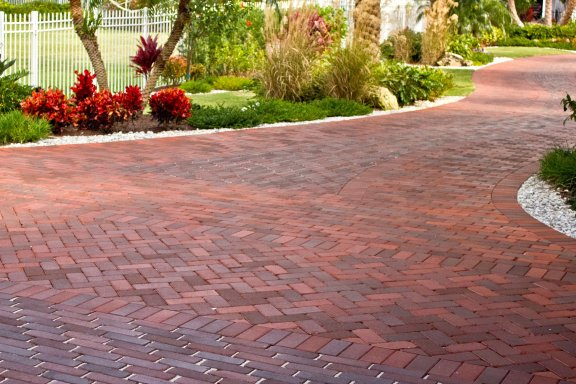 Residential Clay Paving Brick From Whitacre Greer