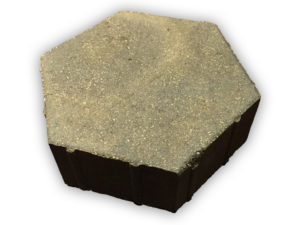 6-Inch Hexagon Clay Paver New Products