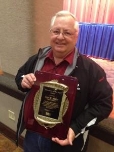 John Miller Recognized as BIA Volunteer of Year